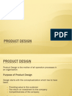 Copy of Product Design