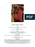 Easy Peasy Bag 2011