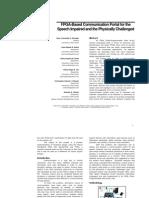 FPGA-Based Communication Portal - Extended Abstract