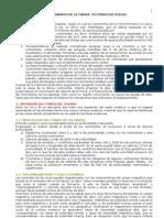 TEMA 3. DINÁMICA DE LA TIERRA. TECTÓNICA DE PLACAS