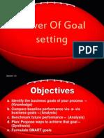 Goal Setting (f&a)