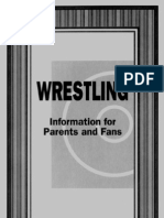 Wrestling - Information for High School Parents and Fans