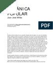 Millas, Juan Jose - Mecanica Popular