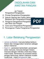 Pengolahan Dan Pengawetan Prof suter