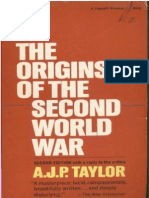 The+Origins+of+the+Second+World+War Ajp+Taylor