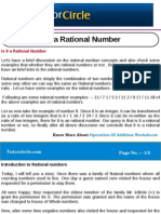Is 8 a Rational Number