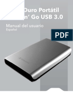 Disco Duro 2_5 USB 3.0 Evolution User Guide_SPANISH[1]