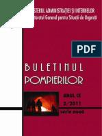 Buletin Pompieri 2-2011