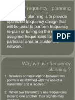 Frequency Planning Ppt