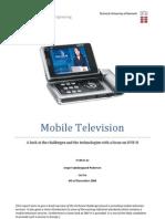 Mobile TV Report