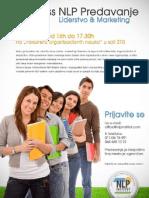 Business NLP Predavanje 29-11-2011
