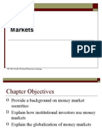 Ch06, Money Market Jeff Madura