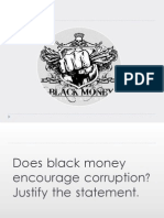 Black Money - Corruption -Business Law Topic