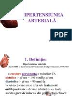 6.Hipertensiune Arteriala in 2003