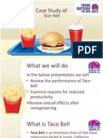 Taco Bell Ppt