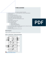 AVR RISC MICROCONTROLLER