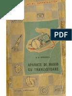 Aparate de Radio Cu Tranzistoare Ed.1 (1962)
