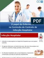 O papel do Enfermeiro na Comissão de Controle