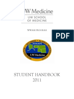 2011 Student Hand Book