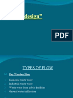 PPT on Sewer Design