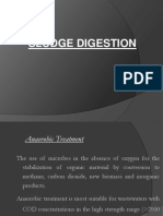 Sludge Digestion