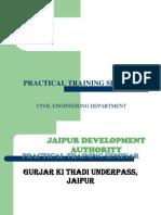 Training at Gurjar Ki Thadi Under Pass, Jaipur