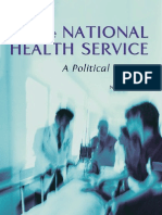 Charles Webster-National Health Service a Political History(2002)