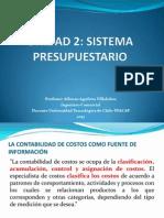 U2 Sistema Presupuestario Contador Auditor
