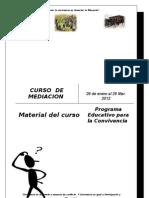 Material Curso Mediacion