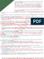 Final Finance Cheat Sheet