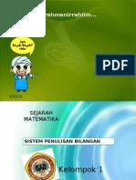 Sistem Penulisan Bilangan