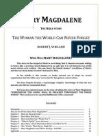 MARY MAGDALENE - Robert J. Wieland - pdf