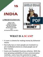 Scams in India Original