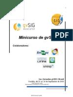 Minicurso GvSIG Curitiba Traduc