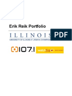 Erik Reik Portfolio