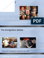 40 the Immigration Debate