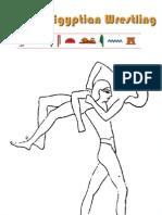 Ancient Egyptian Wrestling-  E J Harrison