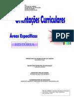 Orientacoes Curriculares de Historia Municipio Rio