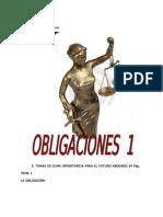 OBLIGACIONES 1