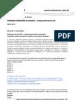 Banco do Brasil - correção comentada - Cesgranrio 2012 www.informaticadeconcursos.com.br