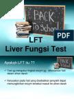 LFT ( SGOT - SGPT - ALP )