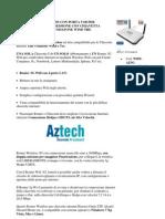 Aztech Router 3g Wifi