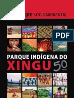 50 anos parque indigena do xíngu