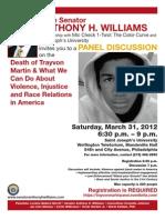 Trayvon Martin Murder FINAL