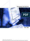 Developing Visio Solutions Visio 2000