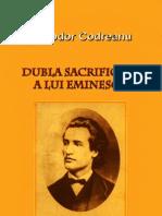 Codreanu, Theodor - Dubla sacrificare a lui Eminescu