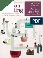 VI Jornadas Moda y Comunicación 2012