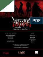 Anima Beyond Fantasy - Supplement Web Vol 1