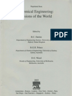 Formulation of a Vision - Chemical Engineering in the 21st Century