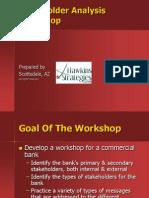 Stakeholder Analysis Presentation 1